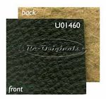 Trunk lining, Foca Nera, black PVC type plastic with a large, bumpy texture, with thin jute backing, 1.4 mt.  (56 ) wide - U01460